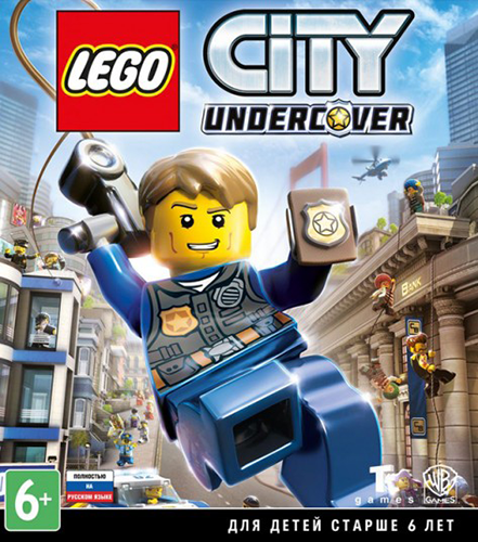 LEGO City Undercover (2017) PC | RePack от xatab