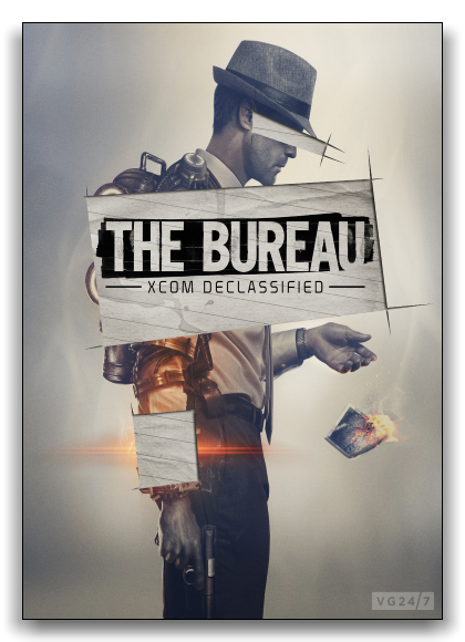 The Bureau: XCOM Declassified  (RUS/ENG) [RePack] от xatab