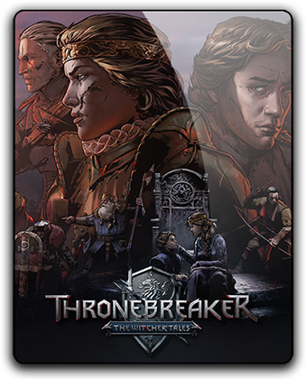 Thronebreaker: The Witcher Tales [v 1.1 + DLC] (2018) PC | RePack от xatab