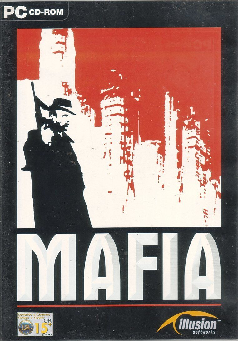 Mafia: The City of Lost Heaven (2002) PC | Лицензия