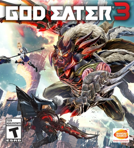 God Eater 3 [2.40] (2019) PC | RePack от xatab