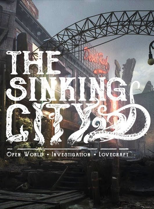 The Sinking City - Deluxe Edition [DARKSiDERS] (2020) PC | Лицензия
